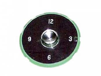 Trim Parts USA - Clock Face Lens - Image 1