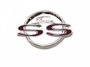 Trim Parts USA - Console Emblem - Image 1