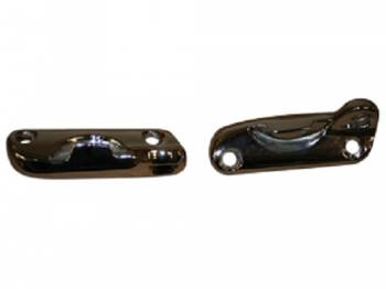 H&H Classic Parts - Convertible Top Striker Plates - Image 1