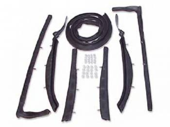 T&N - Top Roof Rail Seal Kit - Image 1