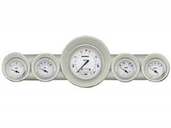 Classic Instruments - Classic Instruments Gauge Kits White Hot Series - Image 1