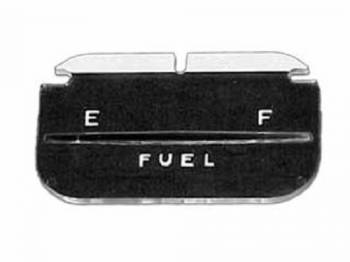 Trim Parts USA - Gas Gauge Face Lens - Image 1