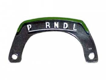 Trim Parts USA - Transmission Indicator Lens - Image 1