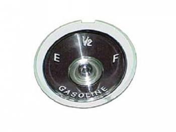 Trim Parts USA - Gas Gauge Face Lens - Image 1