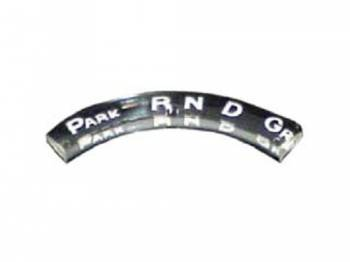 Trim Parts USA - Transmission Indicator - Image 1