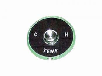 Trim Parts USA - Temperature Gauge Face Lens - Image 1