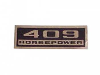 Jim Osborn Reproductions - Valve Cover Decal - Image 1