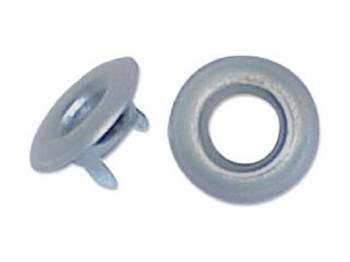 H&H Classic Parts - Door Lock Knob Ferrules - Image 1