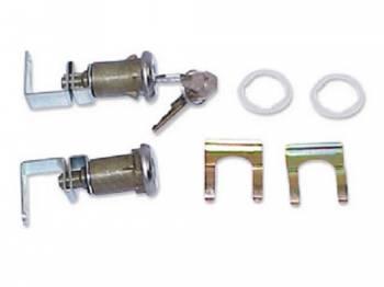 PY Classic Locks - Door Lock Set - Image 1