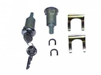 PY Classic Locks - Door Lock Set - Image 1