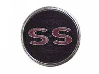 Trim Parts USA - Door Panel Emblem - Image 1