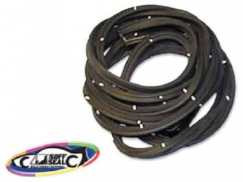 Precision Replacement Parts - Front Door Rubber - Image 1