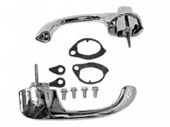 Trim Parts USA - Rear Outside Door Handles - Image 1