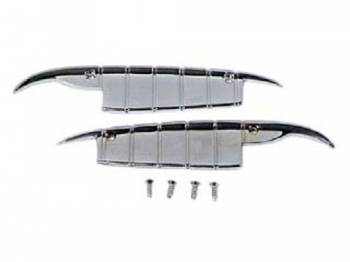 H&H Classic Parts - Outside Door Handle Guards - Image 1