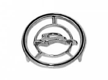 Trim Parts USA - Front Fender Emblem - Image 1