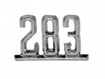 H&H Classic Parts - Front Fender Emblem - Image 1
