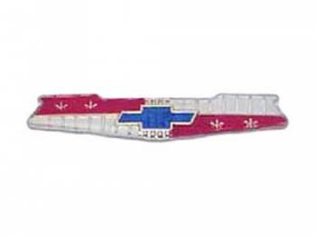 Trim Parts USA - Trunk Emblem Plastic Insert - Image 1