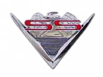 Trim Parts USA - Trunk Emblem Assembly - Image 1