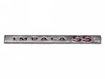 Trim Parts USA - Rear Body Emblem - Image 1