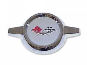 Trim Parts USA - Wheel SPInner Set (Silver) - Image 1
