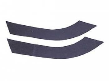 T&N - Front Splash Pan Seals - Image 1
