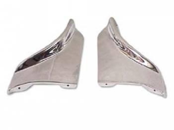 H&H Classic Parts - Fender Skirt Scuff Pad Trim - Image 1