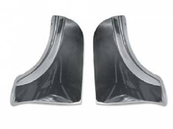 H&H Classic Parts - Fender Skirt Scuff Pad Trim - Image 1