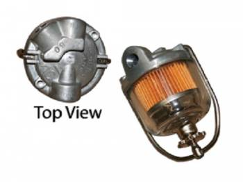 Shafer's Classic Reproductions - Fuel Filter Assembly - Image 1