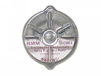 H&H Classic Parts - Gas Cap - Image 1