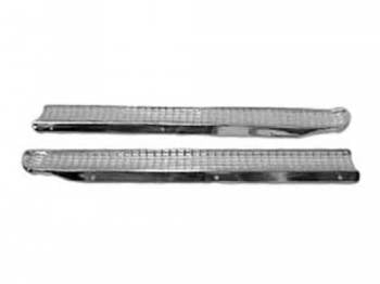H&H Classic Parts - Grille Screens - Image 1
