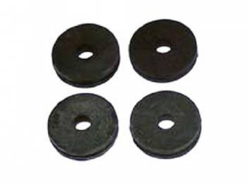 H&H Classic Parts - Inner Fender Radiator Support Grommets - Image 1