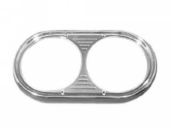 H&H Classic Parts - Headlight Bezels - Image 1
