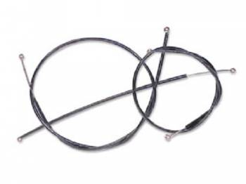 Old Air Products - Heater Control Cables - Image 1