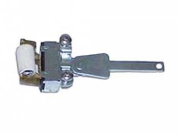 OER (Original Equipment Reproduction) - Heater Switch - Image 1