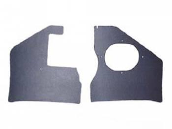 REM Automotive - Kick Panels Black - Image 1