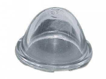 H&H Classic Parts - License Plate Light Lens - Image 1