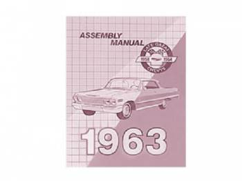 DG Automotive Literature - Factory Assembly Manual - Image 1