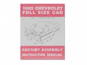 DG Automotive Literature - Factory Assembly Manual - Image 1