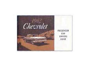 DG Automotive Literature - Owners Manual
