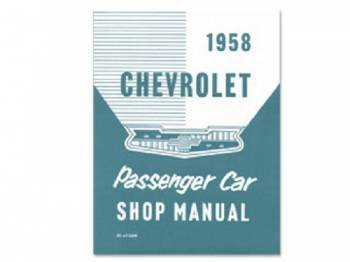 DG Automotive Literature - Shop Manual