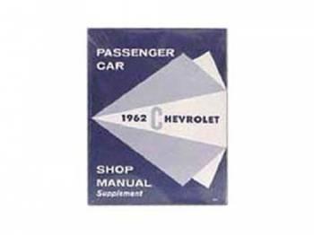 DG Automotive Literature - Shop Manual (Supplement to 1961 Manual) - Image 1