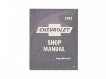 DG Automotive Literature - Shop Manual (Supplement to 1961 Manual) - Image 1