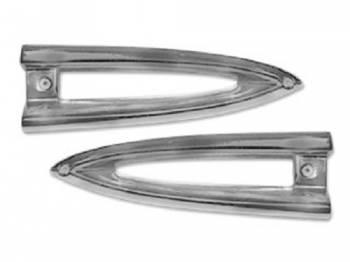 H&H Classic Parts - Parklight Lens Bezels - Image 1