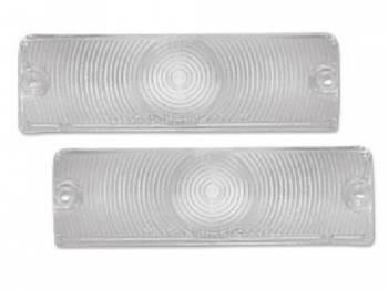 Trim Parts USA - Parking Light Lens Clear - Image 1