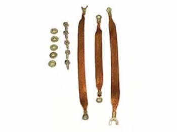 Shafer's Classic Reproductions - GRound Strap Kit - Image 1