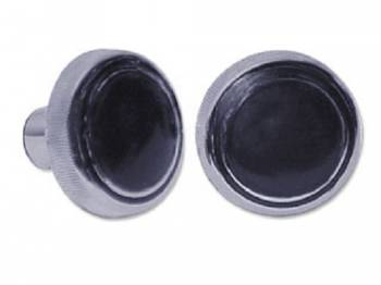 OER (Original Equipment Reproduction) - Radio Knob Set - Image 1
