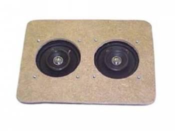Custom Auto Sound - Dual Speaker - Image 1