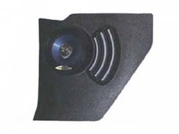 Custom Auto Sound - Kick Panel Speakers with 130 Watt Speakers - Image 1