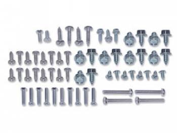MR G'S - Exterior Screw Set - Image 1
