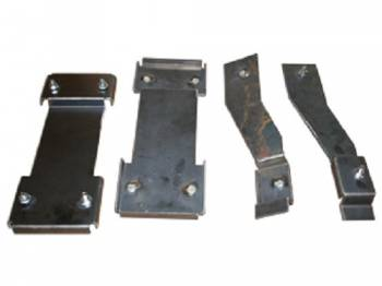 H&H Classic Parts - Bucket Seat Mounting Brackets - Image 1